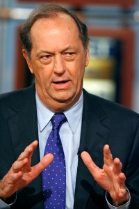 "WASHINGTON - MARCH 25: (AFP OUT) Former US Senator and NBA player Bill Bradley speaks during a taping of ""Meet the Press"" at the NBC studios March 25, 2007 in Washington, DC. A former Democratic presidential hopeful, Bradley spoke about his new book, ""The New American Story."" (Photo by Chip Somodevilla/Getty Images for Meet the Press)"