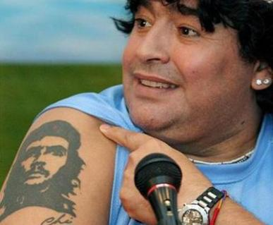 chvez tattoo