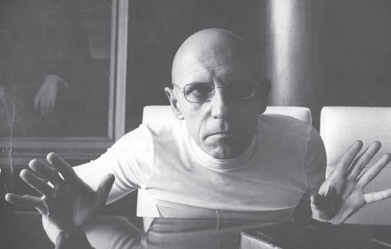 from Emmet foucault gay