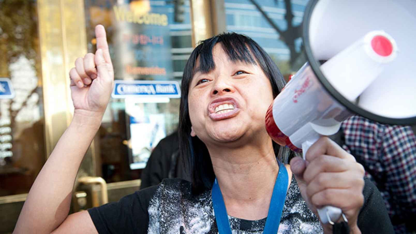 Image result for by any means necessary berkeley yvette felarca